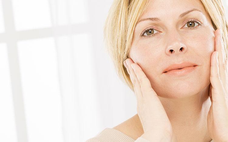 Prevenção e combate à flacidez facial