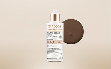 Filtro ideal para sua pele