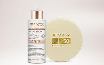 Filtro Solar é essencial no tratamento