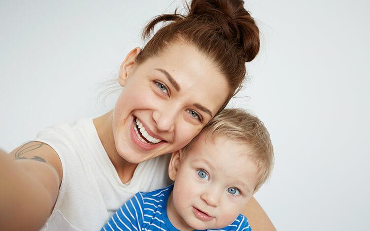 As mães merecem uma pele bem cuidada