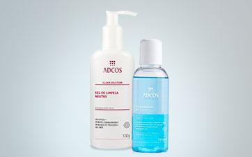 Higienize e mantenha sua pele saudável