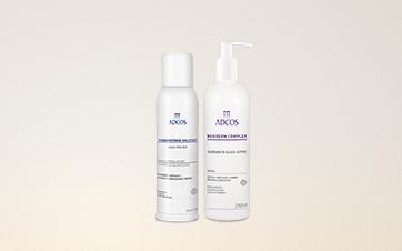 Higienização e hidratação da pele