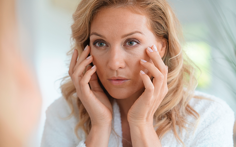 O processo de envelhecimento da pele e como evitar