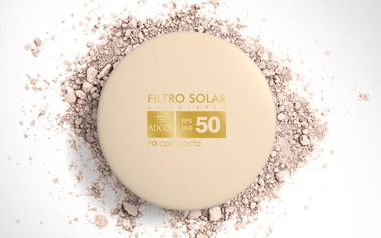 Filtro Solar em Pó: conheça os benefícios