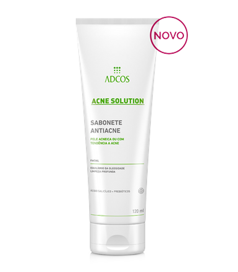 Acne Solution Sabonete Antiacne
