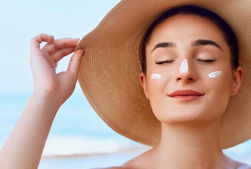 Protetor Solar Mineral: conheça os diferenciais e benefícios para a pele -  Beleza com Saúde