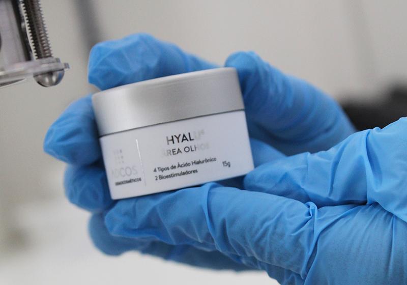 Hyalu 6 Área Olhos: único anti-idade para os olhos com 6 moléculas | ADCOS